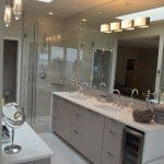 Age-friendly home: west Vancouver bathroom project