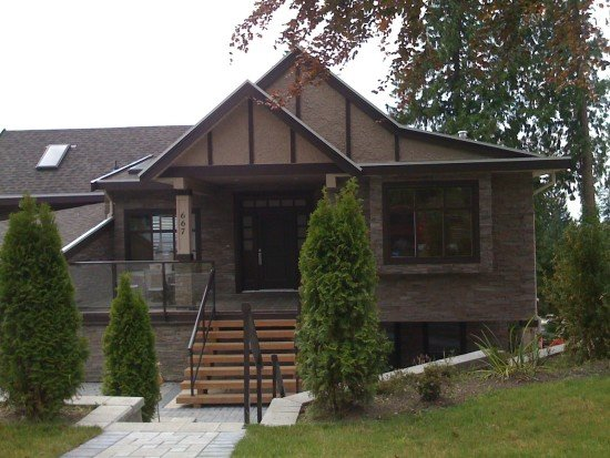 Silvan Ave. New Home, North Vancouver BC