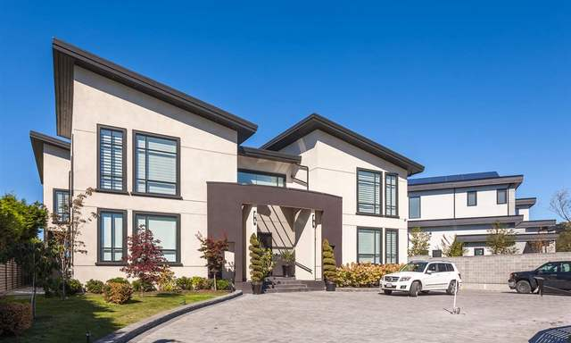 Richmond luxury home for Vancouver architecture firms