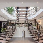 luxury stair design