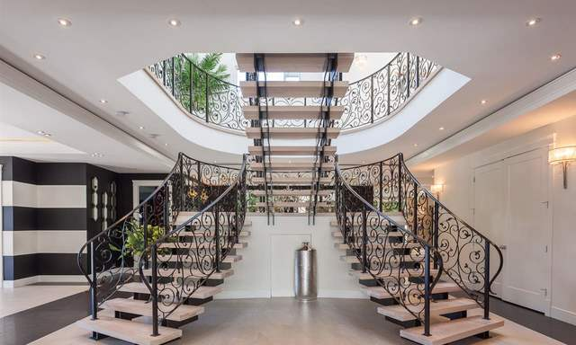 luxury stair design