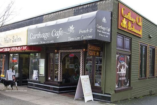 Cartage Cafe Tenant improvement, Vancouver BC