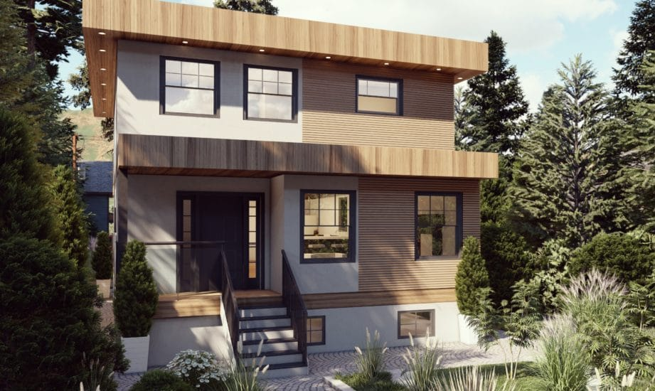 Capilano road custom home