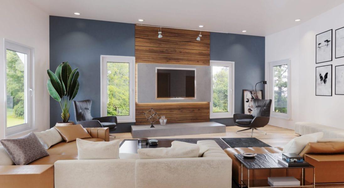 Maple ridge modern home