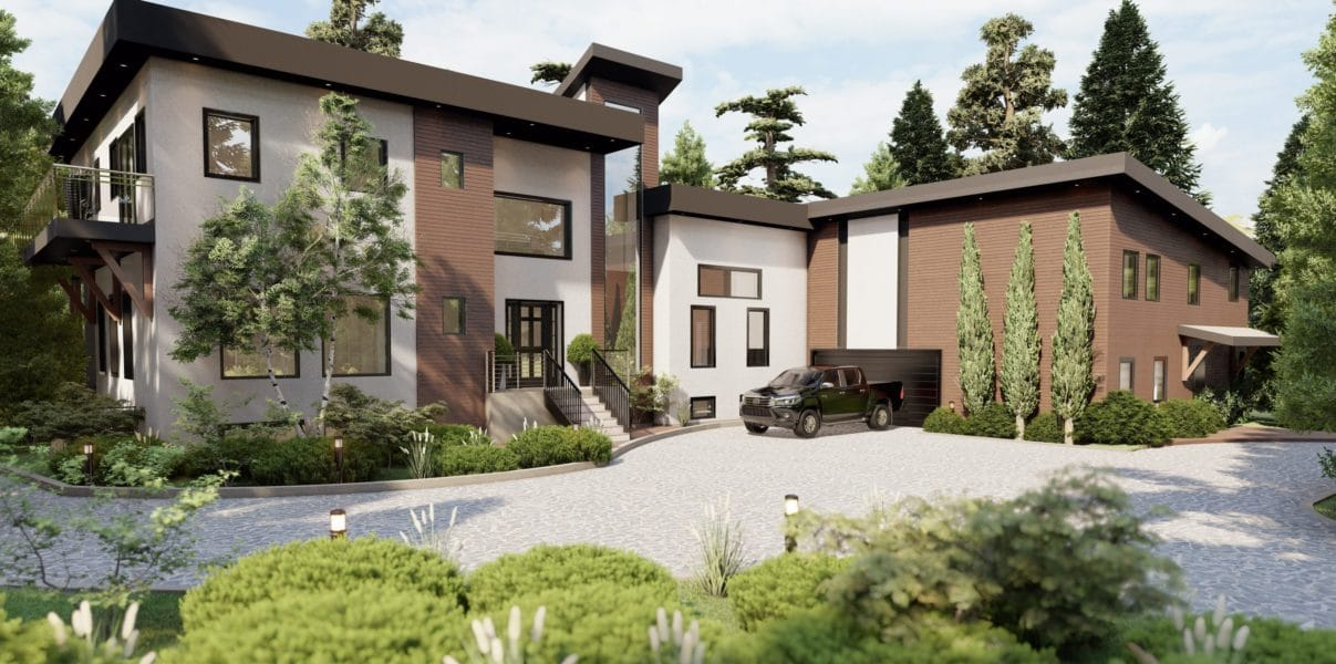 Maple ridge contemporary interior designer