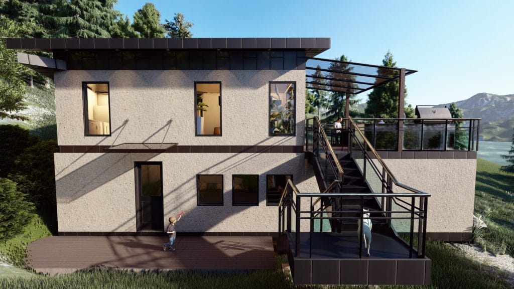 sunshine coast modern homes