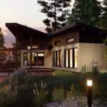 Seachelt modern homes