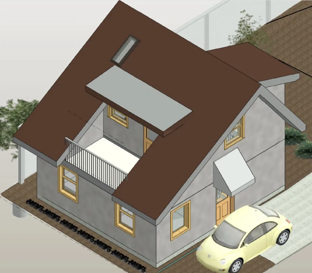 Finance your construction project and build a laneway house
