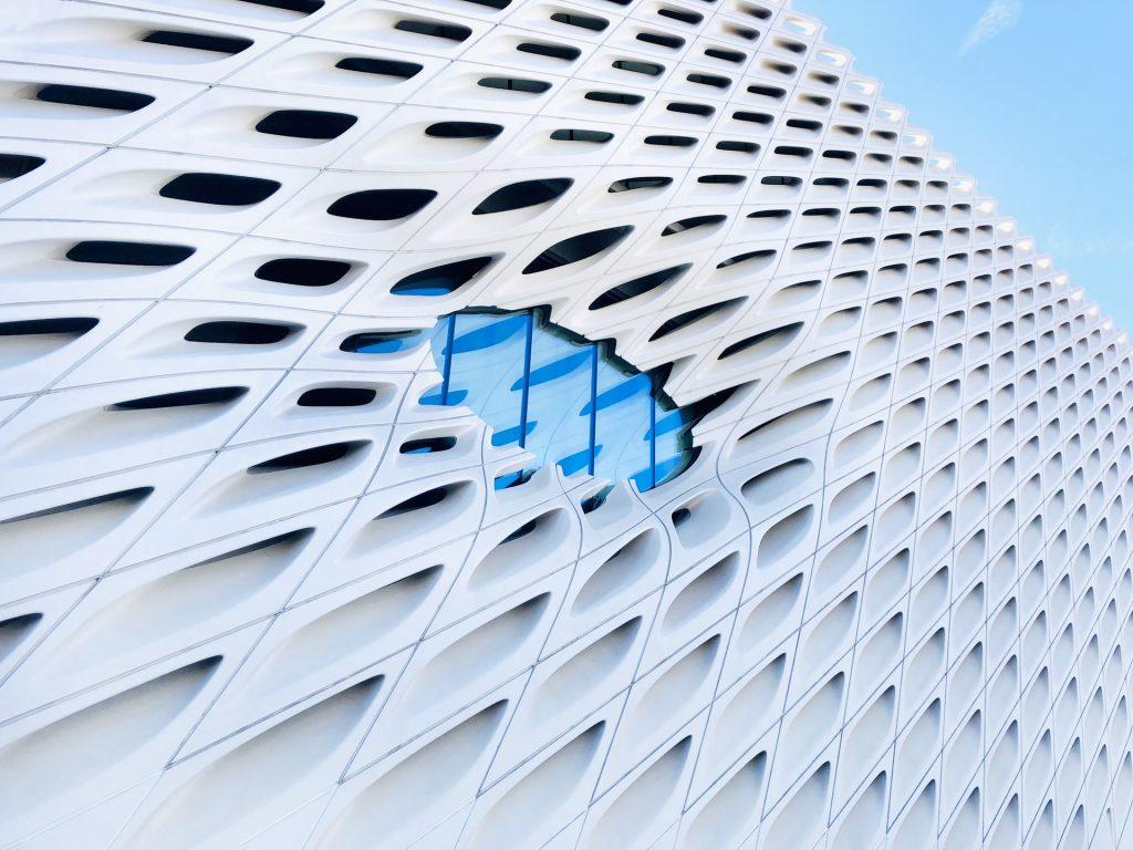 Organic Architecture - facade