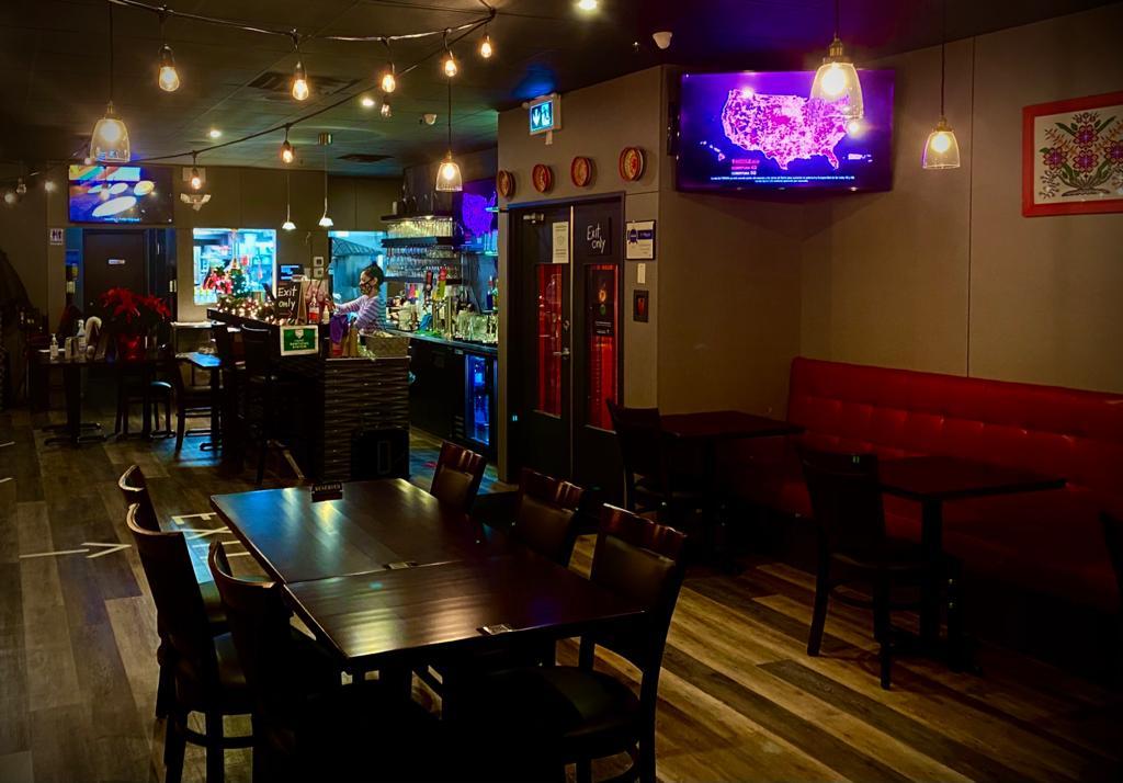 North vancouver restaurant design