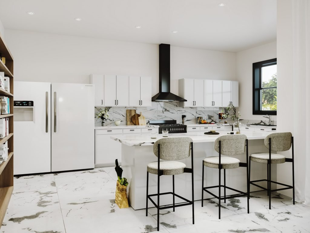 Home in Coquitlam - kitchen